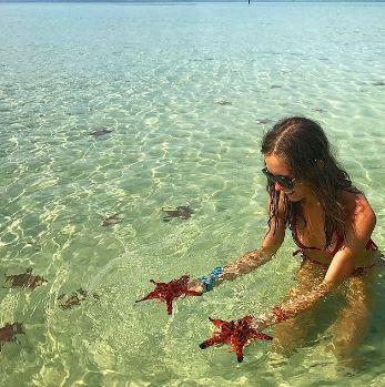sao biển Rạch Vẹm
