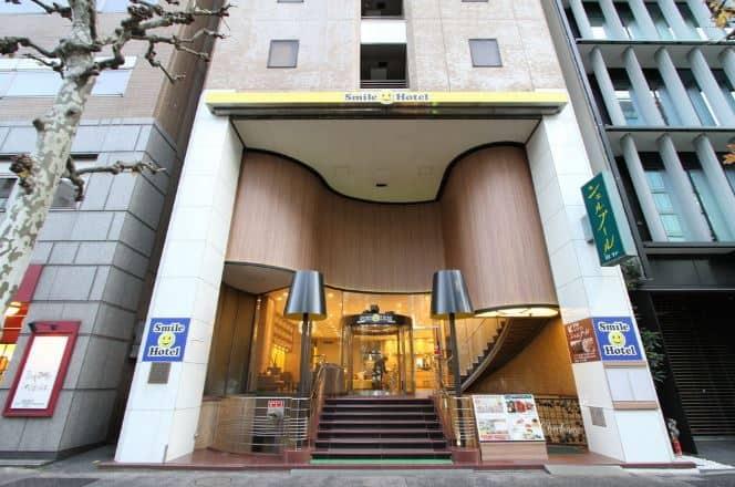 khách sạn Smile Hotel Tokyo Nihonbashi