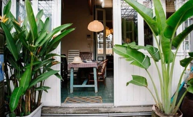 Homestay Hà Nội giá rẻ ấn tượng bơi thiết kế (Ảnh: ST)