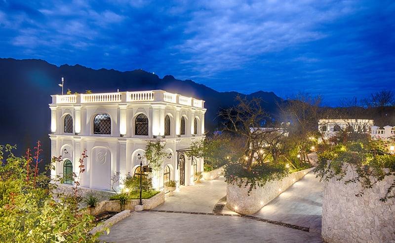 Silk Path Grand Resort Spa Sapa