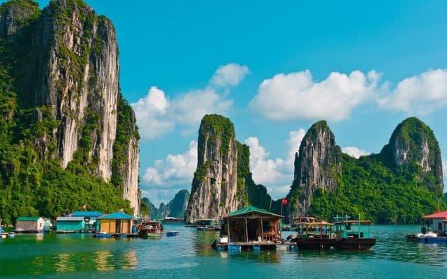 Điểm du lịch nổi tiếng ở Quảng Ninh
