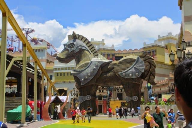 Chú ngựa thành Troy (ảnh ST)